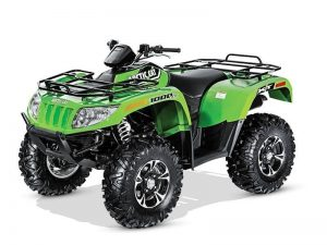 2011-2019 Arctic Cat Atv's (No SXS))